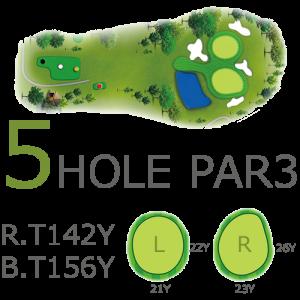 Hole5 PAR.3