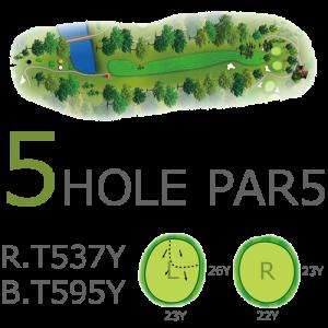 Hole5 PAR.5