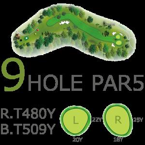 Hole9 PAR.5