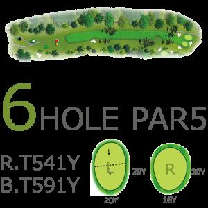 Hole6 PAR.5